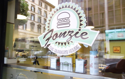 Fonzie Burger House Kasher