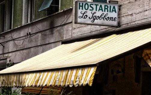 Hostaria Lo Sgobbone
